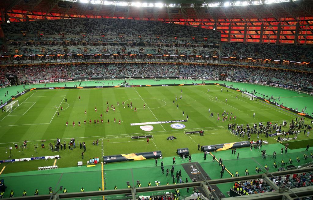Europa League Final Baku