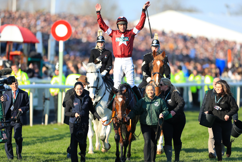 aintree tiger roll grand national history gigginstown davy russell gordon elliott