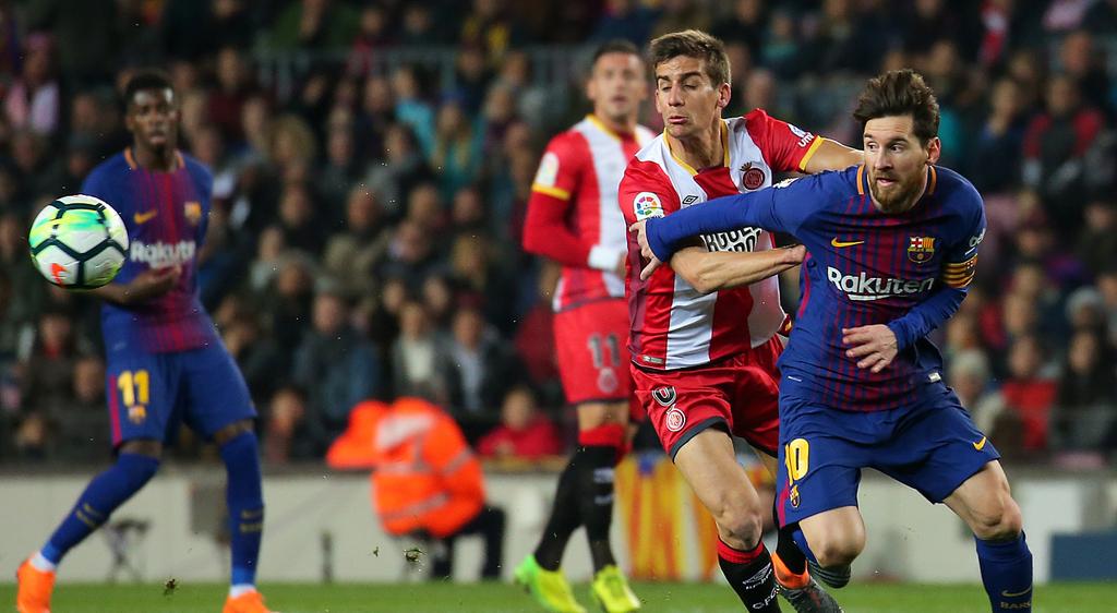Messi Barcelona Girona