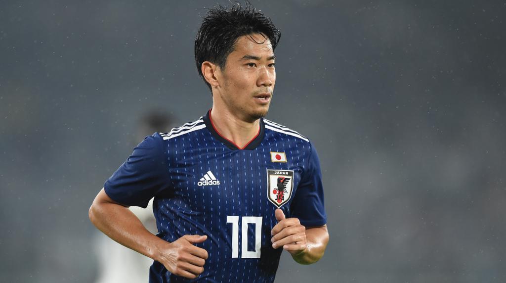 Shinji Kagawa Japan Manchester United Borussia Dortmund
