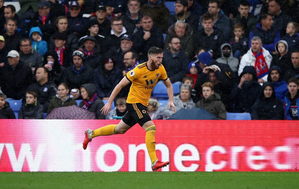 Matt Doherty Wolves