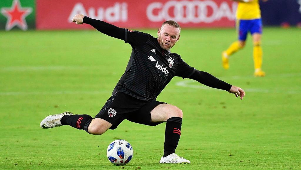 Wayne Rooney MLS DC United