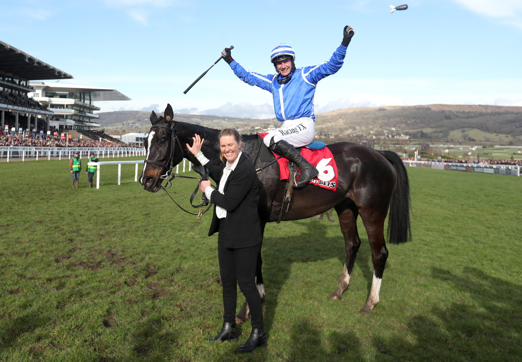 penhill paul townend willie mullins stayers hurdle cheltenham festival
