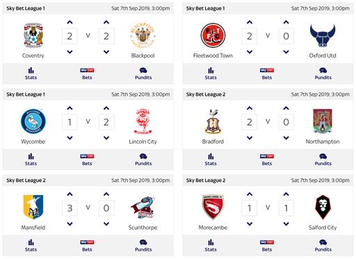 Both Teams To Score In Both Halves Tips | Footy Accumulators