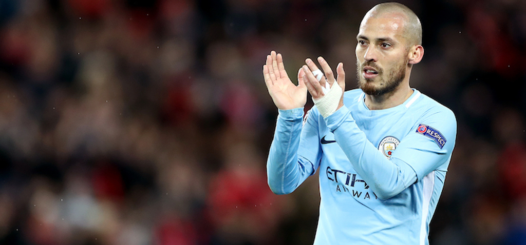 David Silva Manchester City Premier League La Liga Valencia Spain