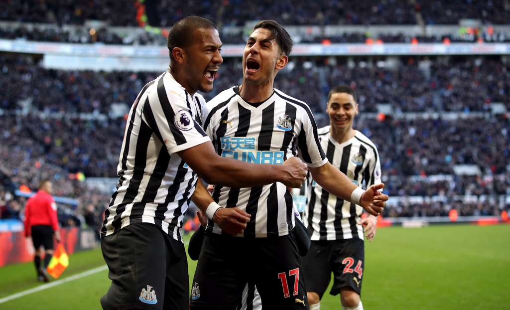 Perez Rondon Newcastle