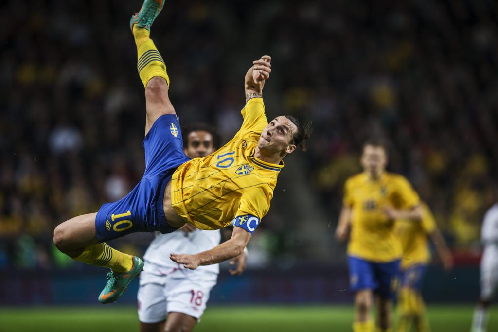 Sweden Zlatan Ibrahimovic