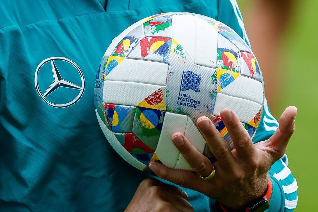 Nations League ball