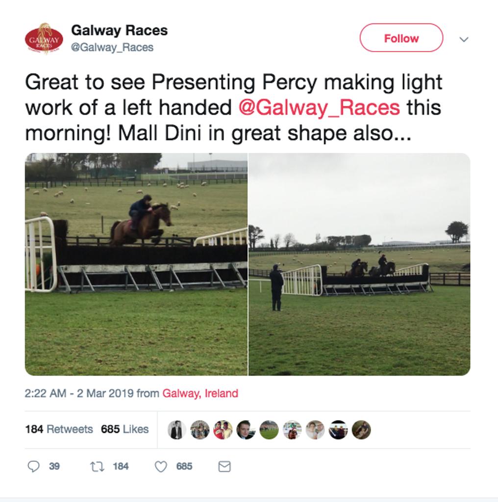 Galway Twitter