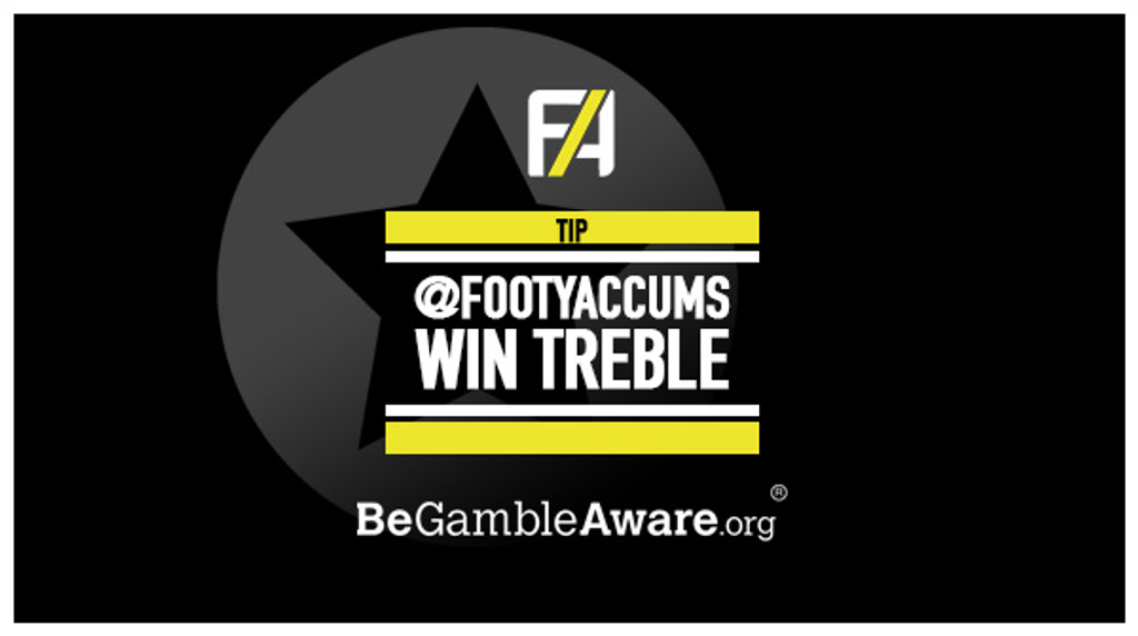 Win Treble Tips, Bets & Football Treble Tips | Footy Accumulators