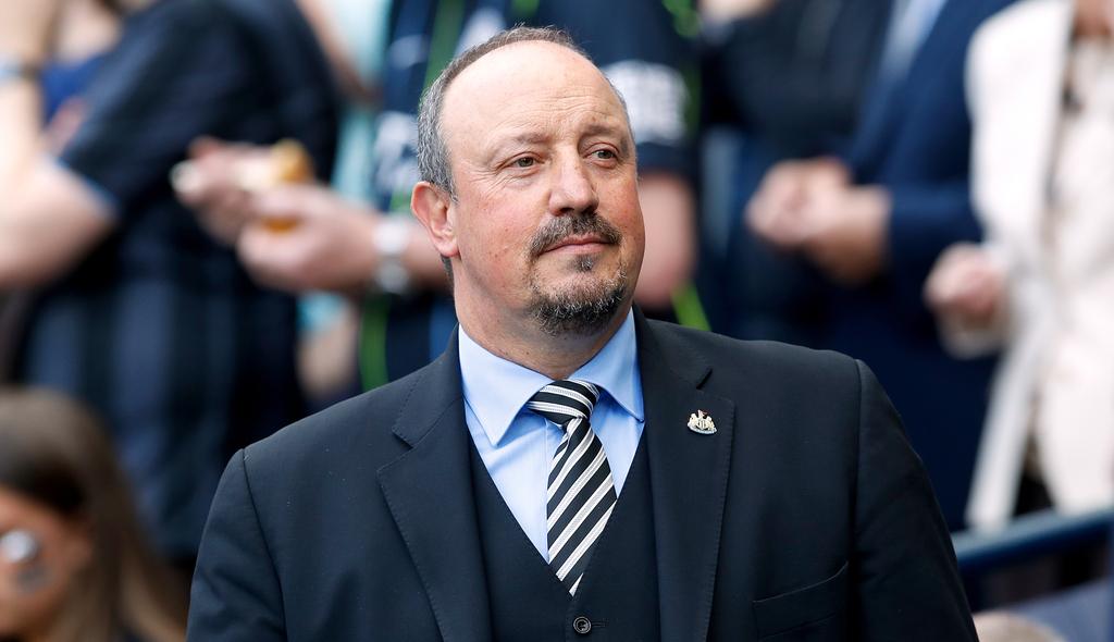 Rafa Benitez Rafael Benitez Newcastle United