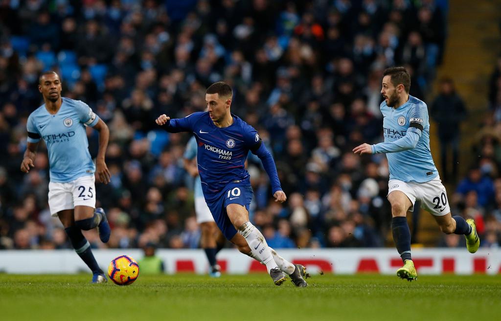 Hazard - Chelsea