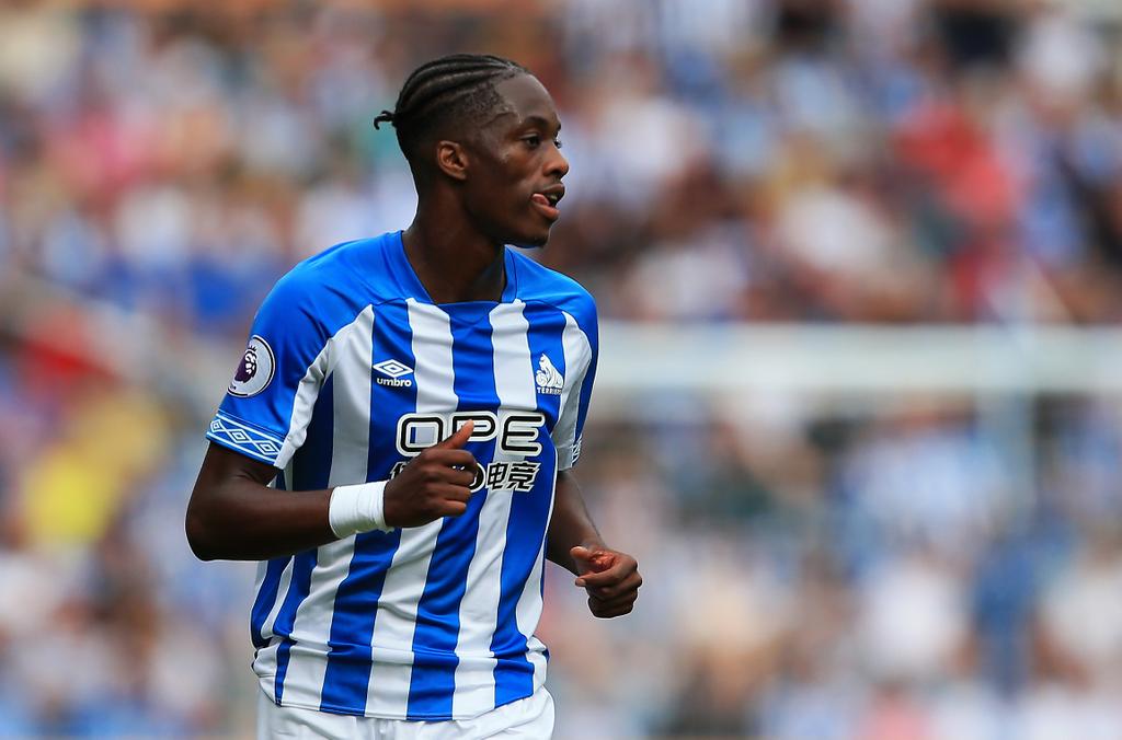 Terence Kongolo Huddersfield Town