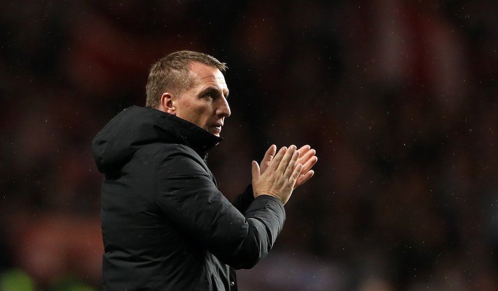 Brendan Rodgers Liverpool Leicester City Celtic