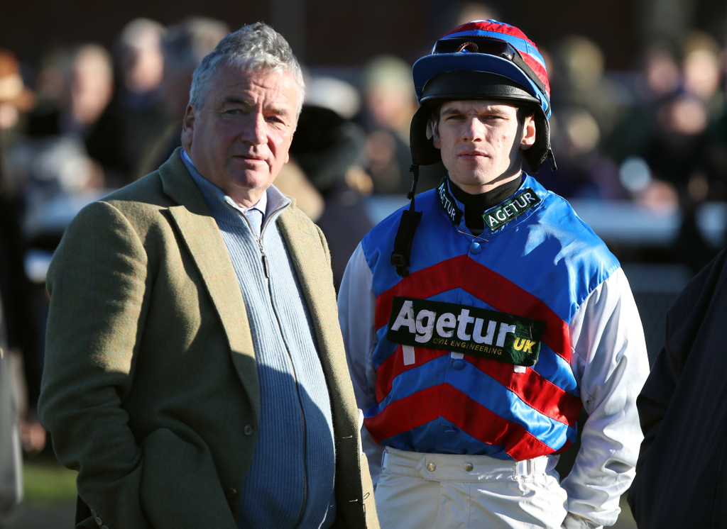 Nigel Twiston-Davies Horse Trainer