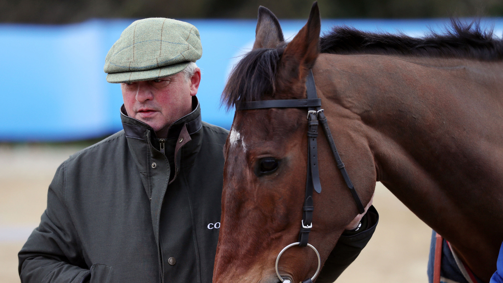 Colin Tizzard Horse Trainer