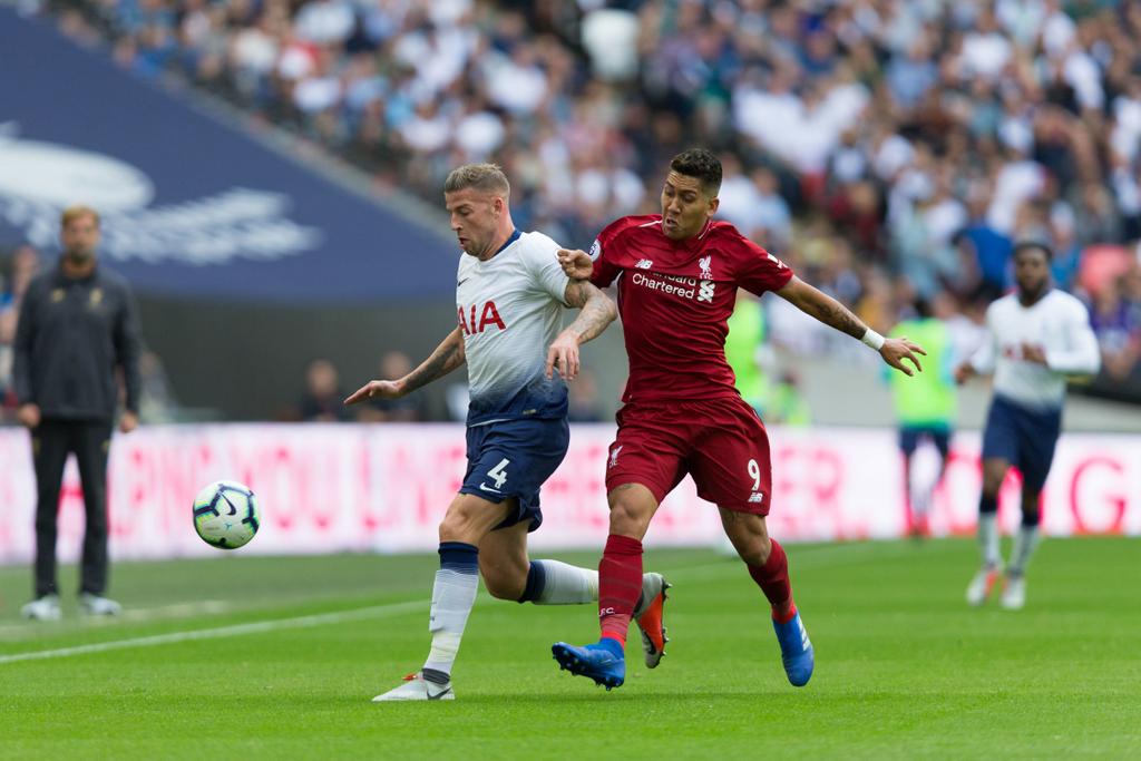Toby Alderweireld Tottenham Liverpool