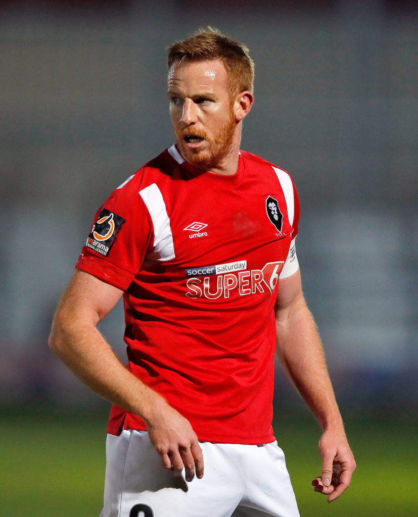 Adam Rooney - Salford City