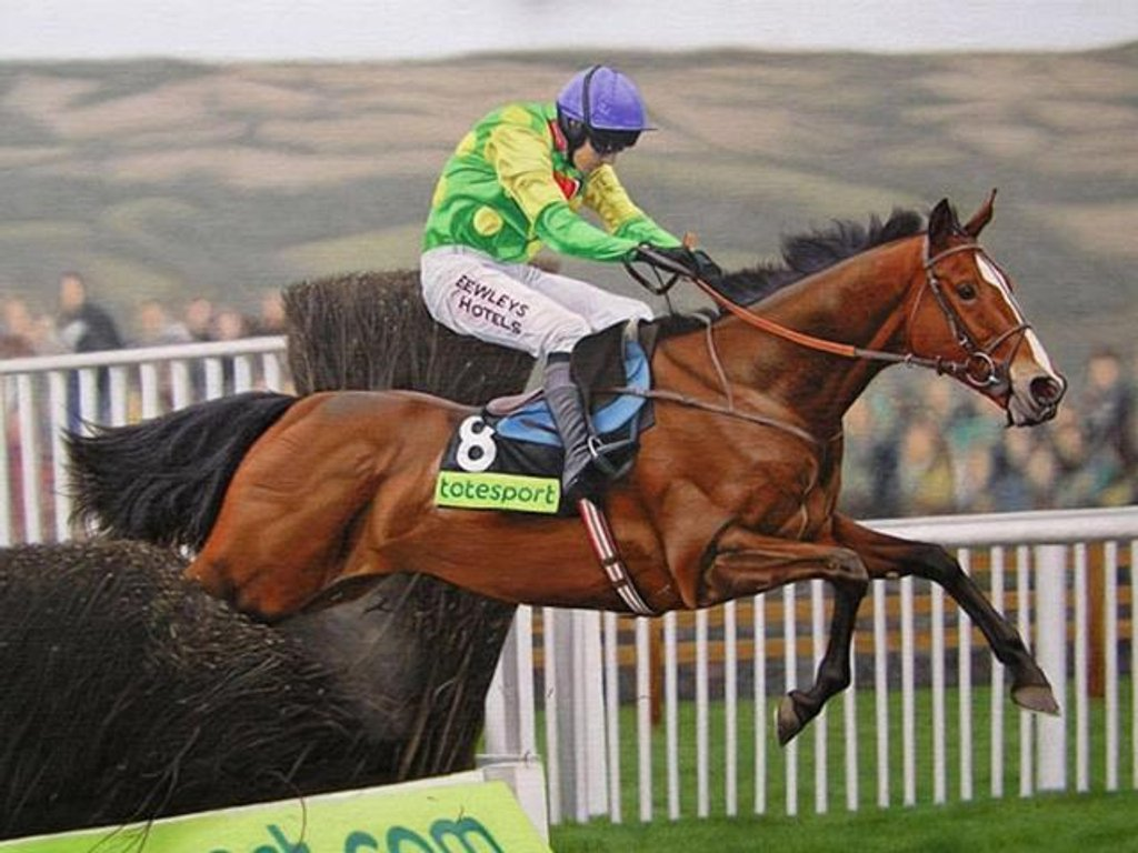 Kauto Star Race Horse