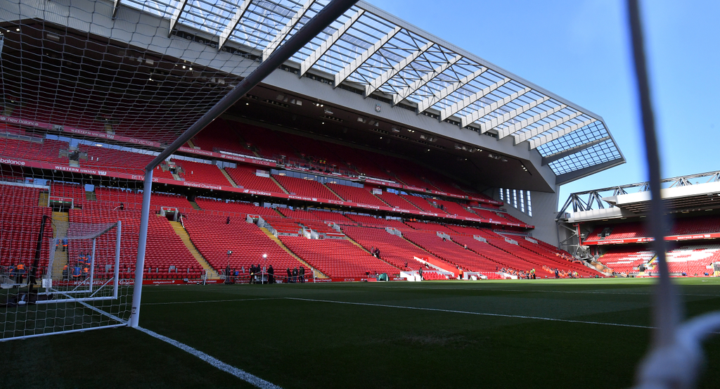 Anfield Liverpool Premier League