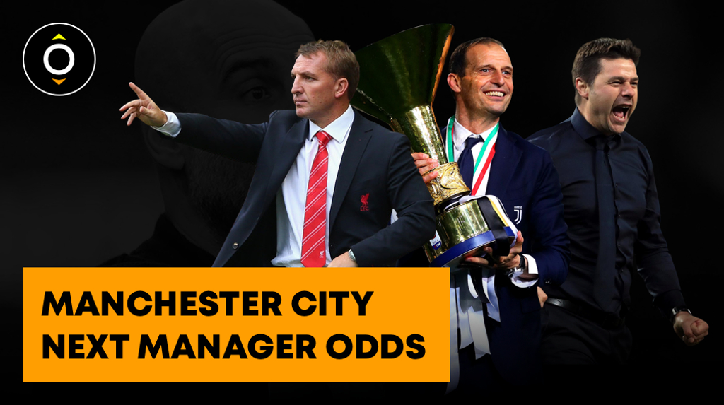 man city odds