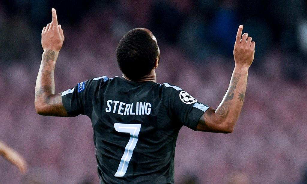 Sterling Man City