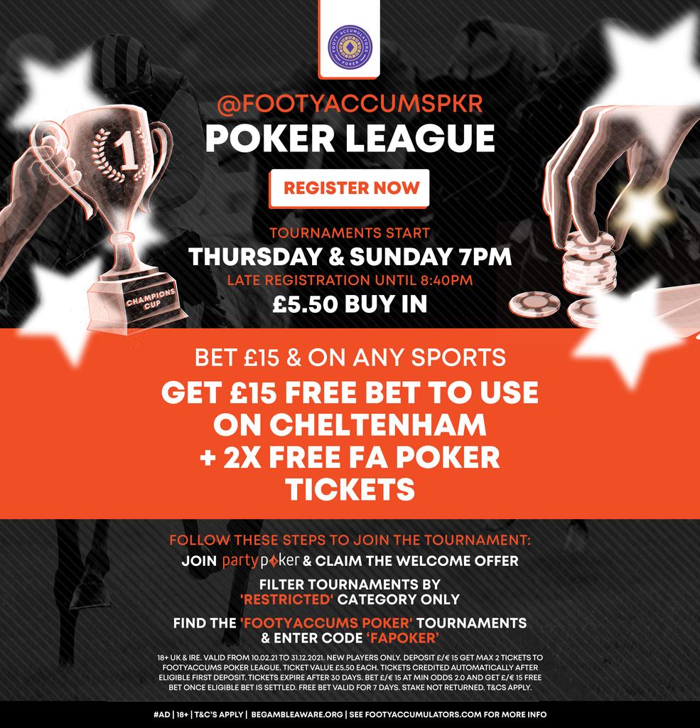 Cheltenham Poker League