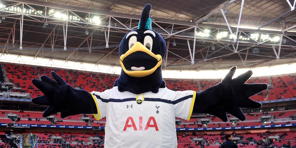 Tottenham Chirpy Mascot