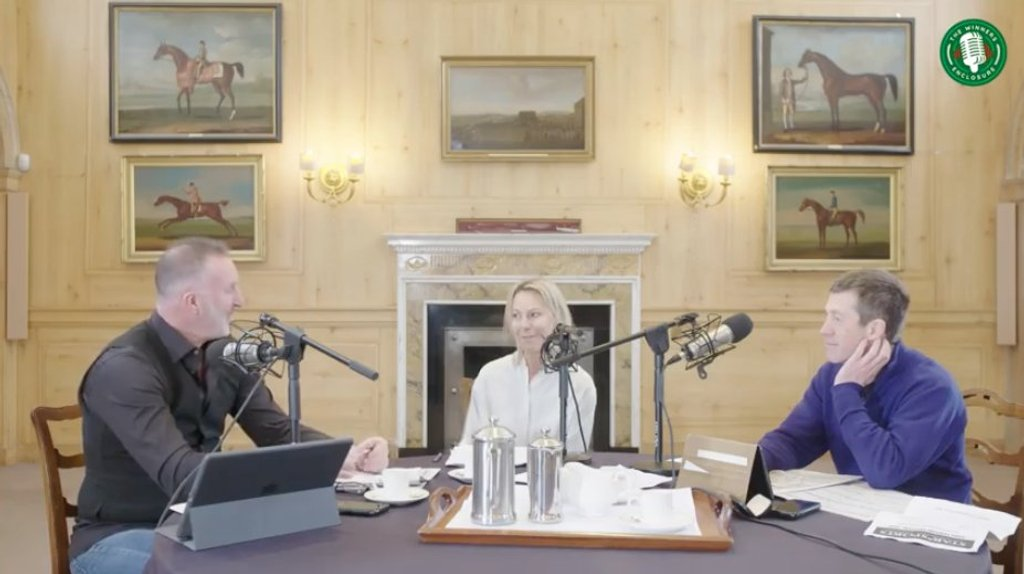 TWE cheltenham podcast