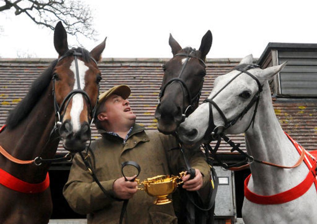 Paul Nicholls Horse Trainer