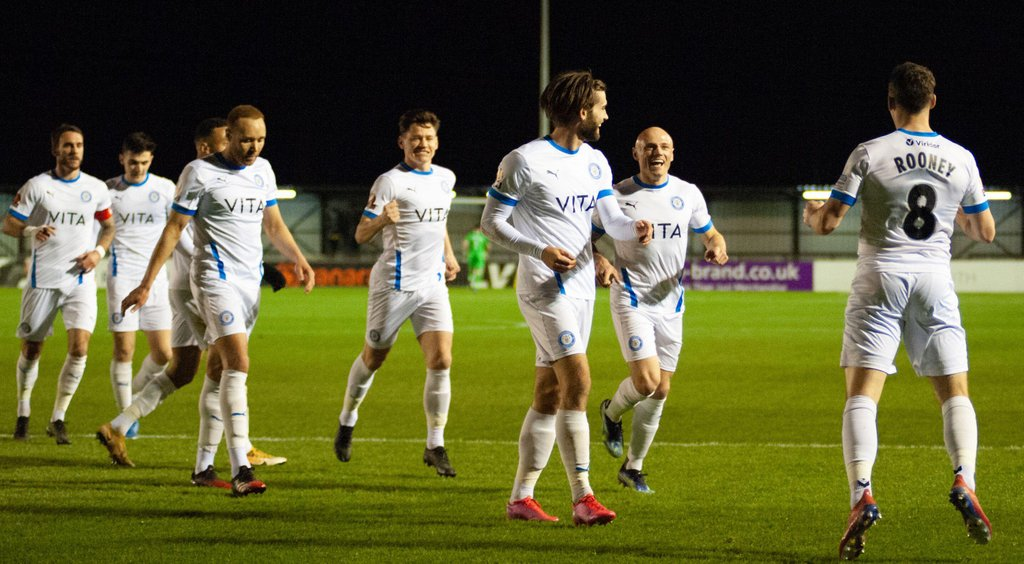 Stockport County National League