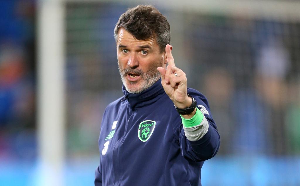 Roy Keane Ireland