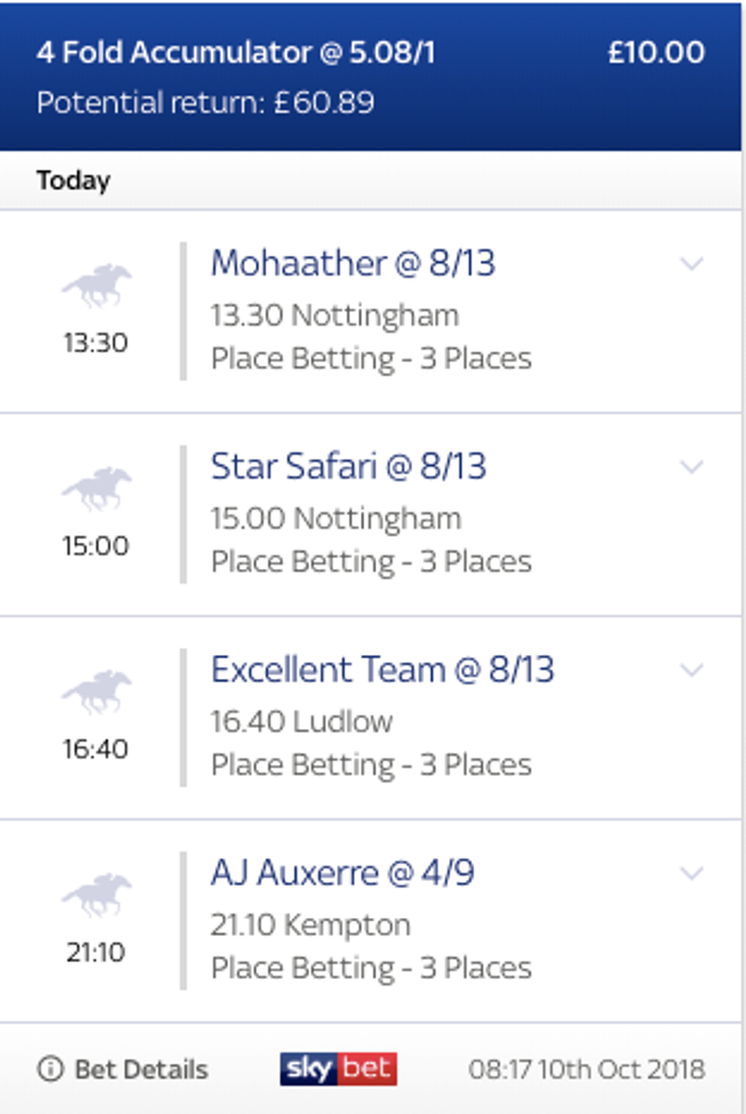 stats acca