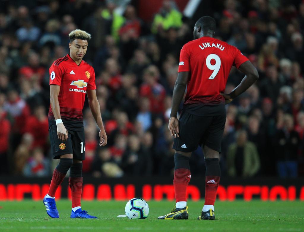 Manchester United Lukaku Lingard