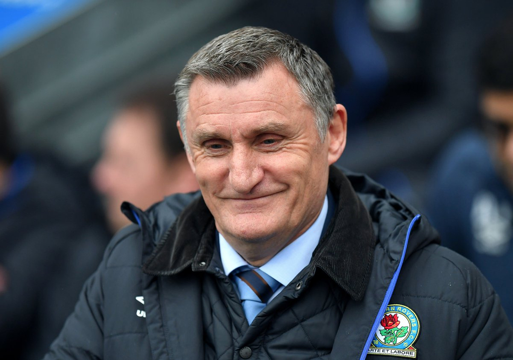 Tony Mowbray Blackburn