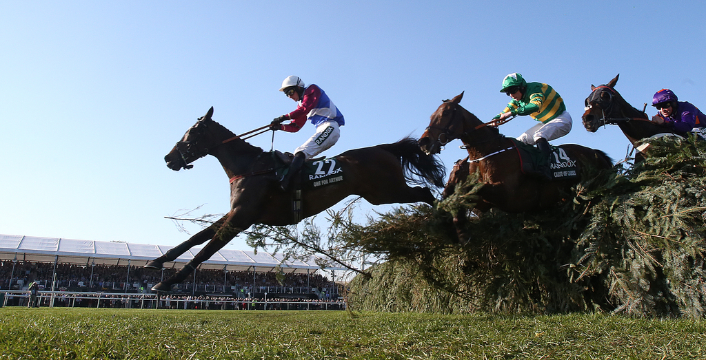 one for arthur national aintree