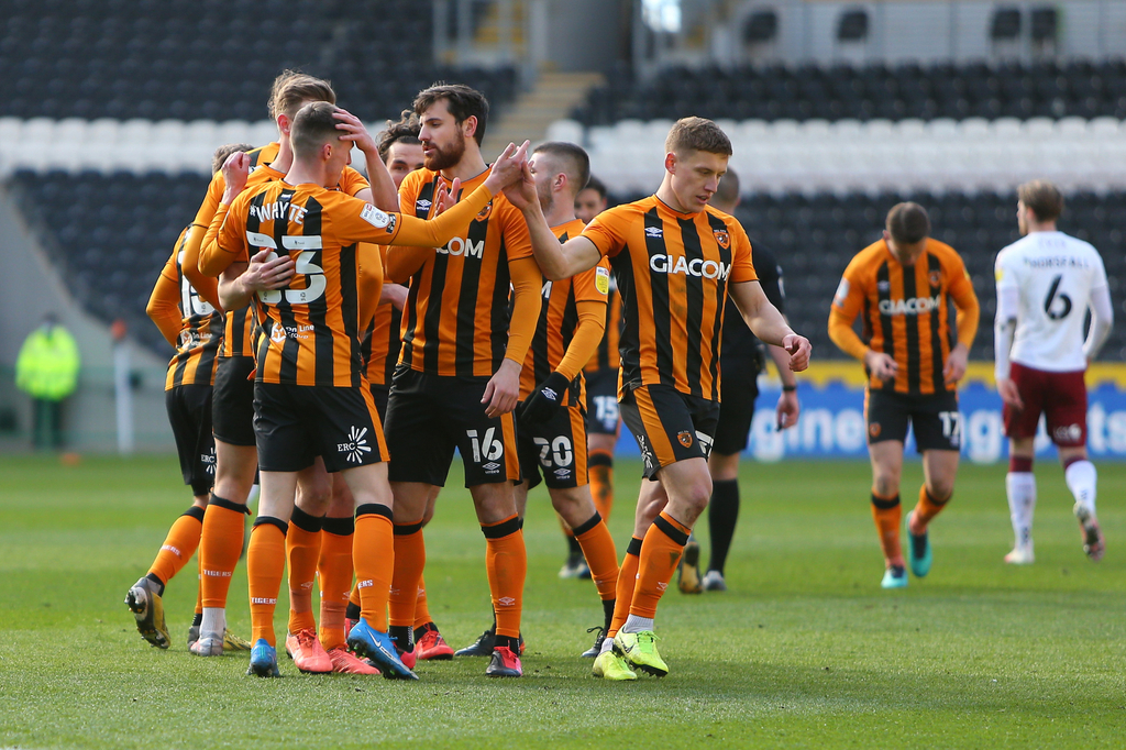 league one hull