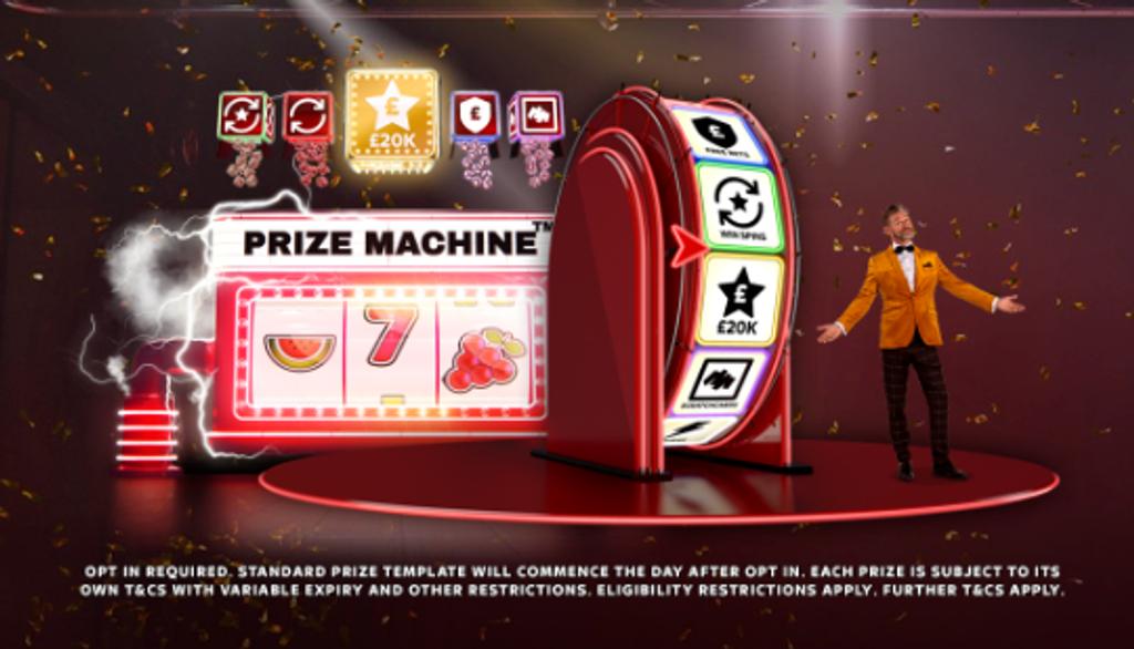 sky prize machine